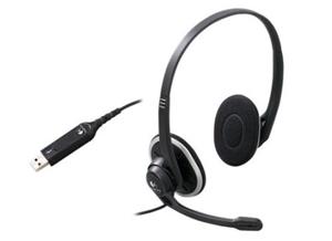 LOGICOOL USBヘッドセット H330