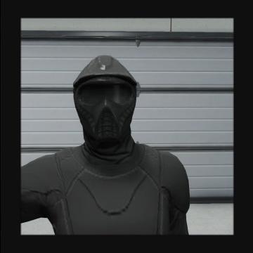 戦闘マスク